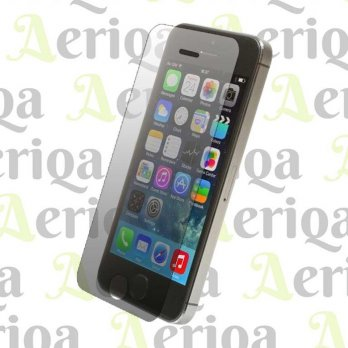 Anti Gores Tempered Glass - iPhone 5, 5s, 5c - Clear Screen Guard