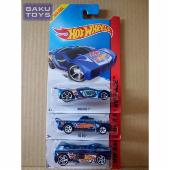 Hot Wheels 2014 Race Team Paket