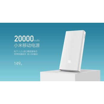 Xiaomi MI Power Bank 20000mAh 20000 MAH Fast Charging 100% Original