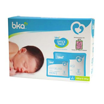 BKA Breastmilk Ice Gel Office Pack Edition Isi 2