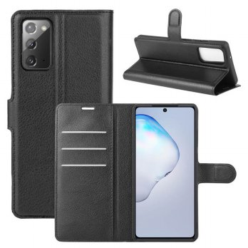 Wallet Flip Leather Case Samsung Galaxy Note 20
