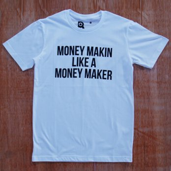 Kaos Boy's - Money Maker (Pria)