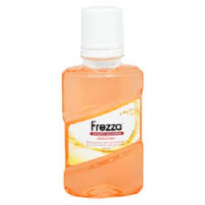 FREZZA ANTISEPTIC MOUTHWASH  STRONMIINT (240ml 4 pcs)