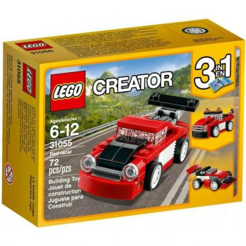 LEGO Creator 31055 - Red Racer
