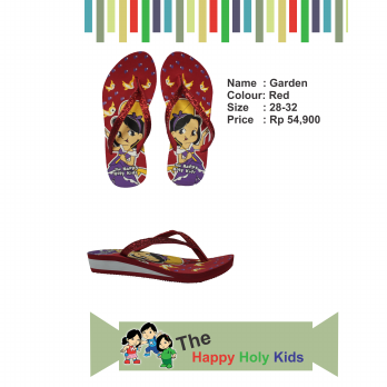 HAPPY HOLY KIDS GARDEN SIZE 28-32