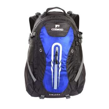 Cozmeed Tas Backpack Ransel Daypack Rwanda Biru