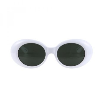 [HYBITION] Roswell Original Glossy White / Green Lens