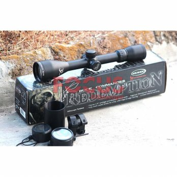Riflescope / Telescope / Scope Weaver Buck Commander 4-16x44