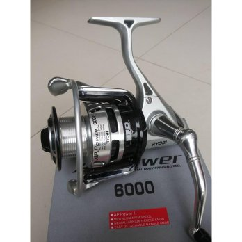Spining Reel Ryobi AP POWER II 6000 Full Metal
