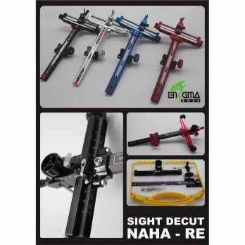 Sight Decut NAHA-RE, Panah, Panahan, Archery, EnigmaZone