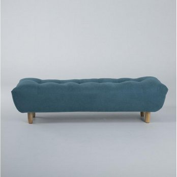 Ebonia - Sofa Tiffany Stool 3 Dudukan