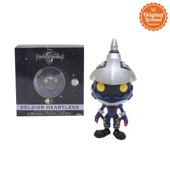 Character Land - Funko Kingdom Heart 5 Star KH3 Soldier Heartless