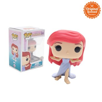 Character Land - Funko Pop Disney The Little Mermaid - Ariel (Purple Dress)