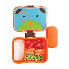 Skiphop Zoo Lunch Kit Dog