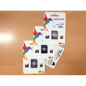Memory Card/SD Card/ SDHC ADATA Premier Class10/CL10 32GB Speed 30MB/s