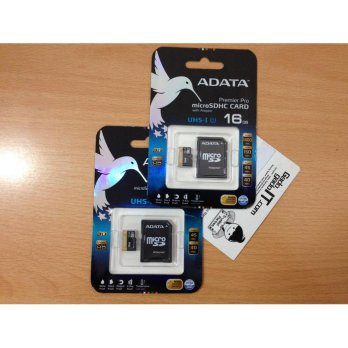 Memory Card/MicroSD ADATA Premier Pro Class10/CL10 16GB Speed 45MB/s