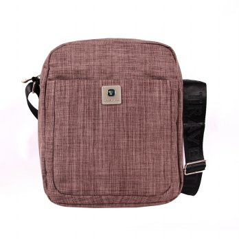 Traveltime Sling Bag 461-06 Coffee