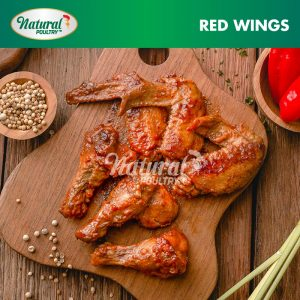 Natural Poultry - Red Wings Chicken Probiotik (200-300 gram)