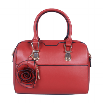 Bellezza Handbag 17367-38 Red
