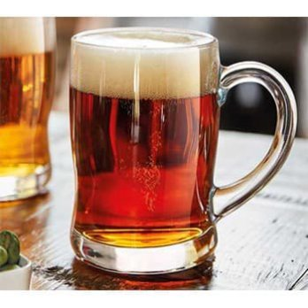 Glass Benidorm 14oz - Beer Mug gelas bir 420ml 2601FR