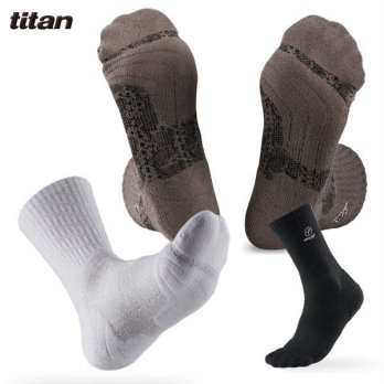 Titan Too Willing To Professional Golf Professional Socks (One Pair) - (Made In Taiwan)