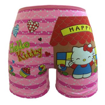 Fantasia Boxer Anak HK Happy House - Pink