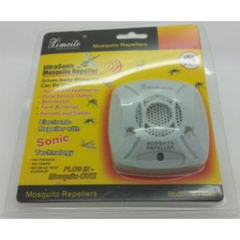 Pengusir Anti Nyamuk Portable Ultrasonic Mosquito Repeller Repellers