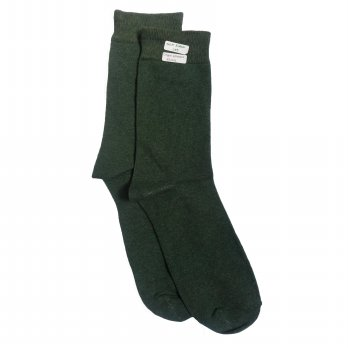 Andri Collection - Men Plain Sock (Kaos Kaki) CNS - Green Emeral