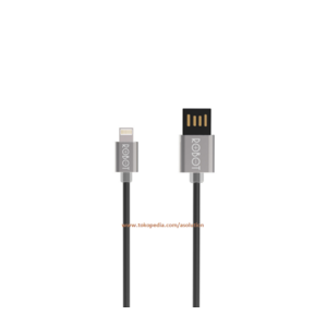 VIVAN ROBOT Cable RAL100 Apple Cable Black 100CM (BEST SELLER)