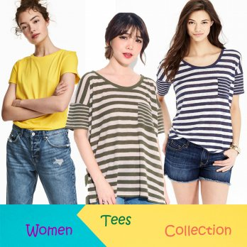 Women Tees Collection