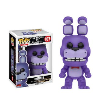 #Super Deformed Figure Funko Pop! Bonnie (Five Nights at Freddy's)