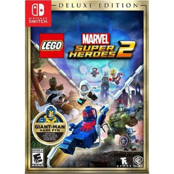 Switch LEGO Marvel Superheroes 2 Deluxe Edition USA
