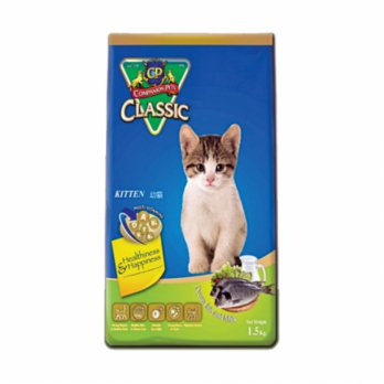 CP Petfood CP Classic Cat Food Kitten - 1,5kg