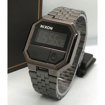 Jam Tangan Digital NIXON RURON DIGITAL BLACK