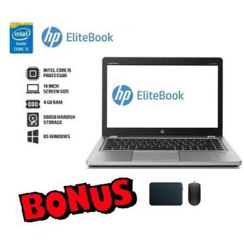 Laptop HP Elitebook Intel Core i5 - 4GB / HDD 320GB // Windows 10