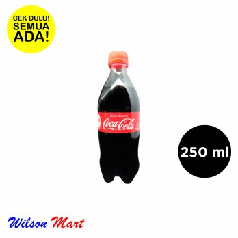 COCA COLA RASA ORIGINAL 250 ML COCACOLA