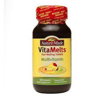 Termurah Nature Made Vitamelts Multivitamin