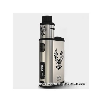 MOD KIT VAPOR VAPE - ELEAF ISTICK PICO 75W RDTA AUTHENTIC SILVER P2