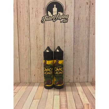 E LIQUID VAPOR VAPE - CHOCO LICIOUS BY CMW DISTRIBUTION 6MG / 60ML