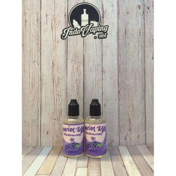 E LIQUID VAPOR VAPE - LOVARIAN MILK BLACKCURRANT MILK 3MG / 55ML