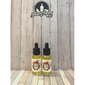 E LIQUID VAPOR VAPE - SUMMER BOY STRAWBERRY 3mg / 30ml