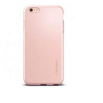 Spigen iPhone 6S Plus/6 Plus Case Thin Fit Hybrid SGP11782 - Rose Gold