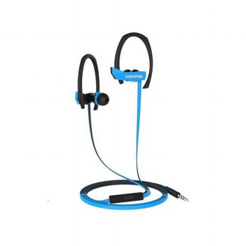 Hippo Handsfree Sport Earphone - Biru