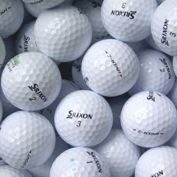 Bola Golf Srixon Second ( 1 Dozen )