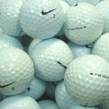 Bola Golf Nike Second ( 1 Dozen )