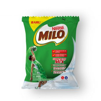 MILO Complete Mix by Nestle Professional 960 gram