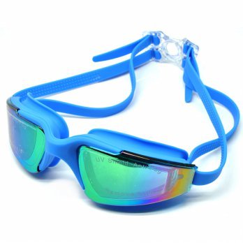 Kacamata Renang Anti Fog UV Protection - RH5310 - Blue