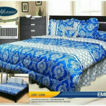 Sprei rumbai california 180x200