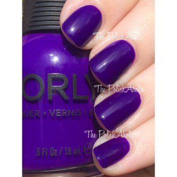 Orly - Saturated