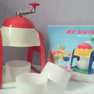 Ice Shaver - Serutan Es Manual BB 006